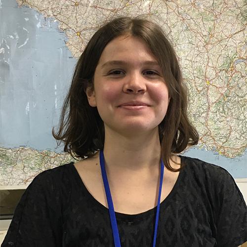 Sarah - Ingénieur en Agroécologie