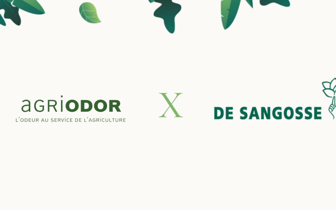DE SANGOSSE et Agriodor signent le premier accord de distribution exclusive de pièges à base de Kairomones